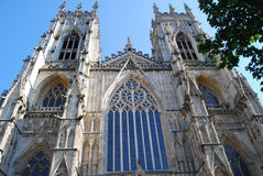York Minster Royaltyfri Bild