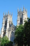 York Minster Images libres de droits