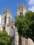 York Minster Fotografia Stock Libera da Diritti