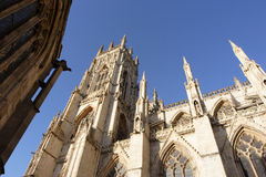 York minster. Religion architecture royalty free stock photo