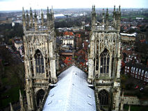 York Minster Photo stock