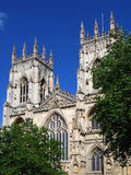 York Minster Photographie stock libre de droits