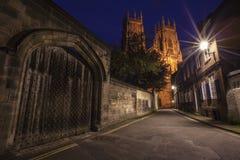 York Minster Photo libre de droits