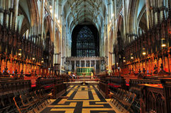 York Minster Images stock