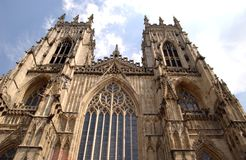 York Minster Royalty Free Stock Photo
