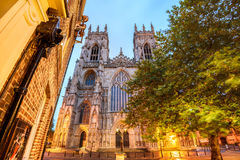 York Minster Angleterre Photos stock