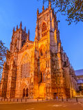 York Minster, Angleterre, R-U Photos stock