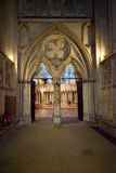 York minster cathederal - internal Royalty Free Stock Images