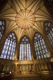 York minster cathederal - internal Royalty Free Stock Image