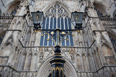 York Minster Cathedral Royalty Free Stock Photo