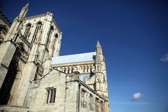 York minster cathedral church Royalty Free Stock Photos