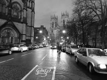 York Minster Cathedral. York City England United Kingdom York Minster Royalty Free Stock Images
