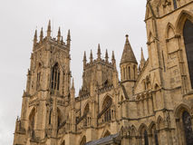 York Minster Cathedral Stock Image