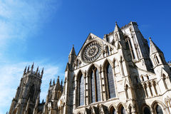 York Minster Cathedral Stock Photos