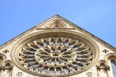 York Minster en Angleterre Photos libres de droits