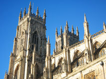 York minster, England. stock photos