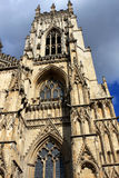 York Minster, England Royalty Free Stock Photography
