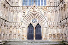 York Minster England UK Stock Photo