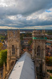 York Minster, England Stock Images