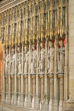 York Minster interior, York, UK Stock Image