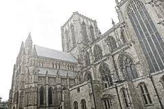 York Minster. The most famous church in York, Yorkshire, England Stock Photo
