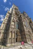 York Minster is one of the world's most magnificent cathedrals. 