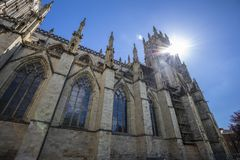 York Minster is one of the worlds most magnificent cathedrals. 