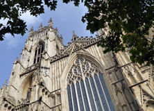 York Minster Stock Photos