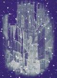 York Minster, un chef d'oeuvre gothique photos libres de droits