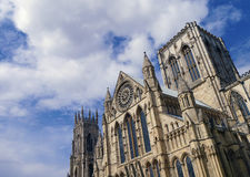 York Minster view Royalty Free Stock Image
