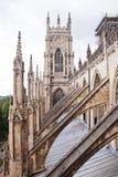 York Minster Royalty Free Stock Photo