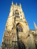 York minster in York, England. stock images
