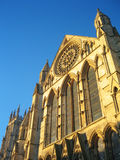 York minster, York, England. Royalty Free Stock Photo