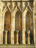 York Minster, York, England. Stock Image