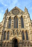 York Minster, York, North Yorkshire Image stock