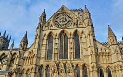 York Minster, York, North Yorkshire Stock Image