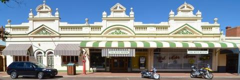 York motormuseum, västra Australien Arkivbild