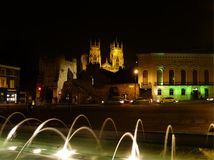 York view at night Stock Images