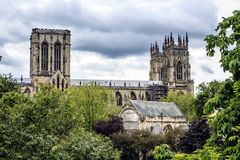 York, North Yorkshire, Angleterre Images stock