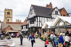 York North Yorkshire, England Arkivbild