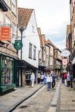 York North Yorkshire, England Fotografering för Bildbyråer