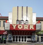 York Theater Royalty Free Stock Images