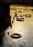 York zalany fotografia stock