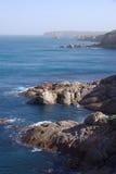 Yorke Peninsula Coastline. The rugged coastline of the Yorke Peninsula. Innes National Park, Yorke Peninsula, South Australia stock images