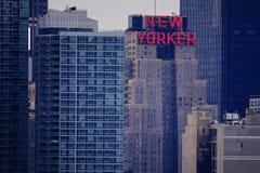yorker гостиницы новое Стоковое Фото