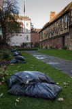 Yorks Rubbish - Yorks Garbage - Rubbish or Garbage pictures. Stock Photography