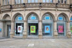 Yorkshire bank Royaltyfri Fotografi