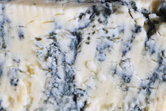 Yorkshire Blue cheese closeup Stock Images