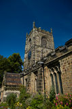 A yorkshire church Royalty Free Stock Image