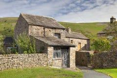 Yorkshire cottage Stock Photo